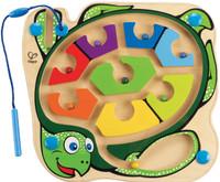 Hape Colourback Sea Turtle Magnetic Marble Maze