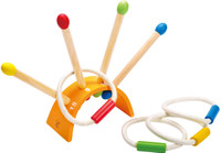 Hape The Ringer Wooden Puzzles & Game