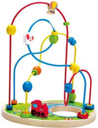 Hape Playground Pizzaz Bead Maze