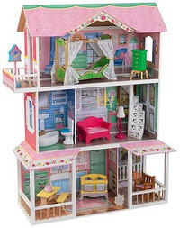 KidKraft Sweet Savannah Dollhouse set
