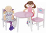 WOODEN DOLLY'S TEA PARTY SETTING - MAMAGENIUS