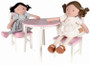 Kids Wooden Dolly's Tea Party Setting