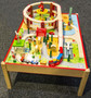 Mamagenius Town Train Set And Table