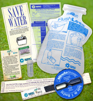 Premium Student and School Water Awareness Conservation Kit | Educational Tool Childs Water Audit