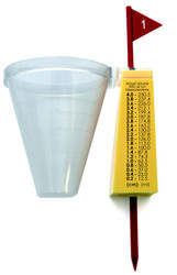 Rain Gauge Pro | Extremely Accurate Outdoor Measuring Tool for Green Lawns
