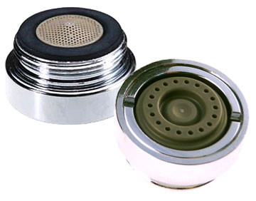 Vandal Proof 0 5 Gpm Low Flow Small Male Threaded Bathroom Faucet Aerator W