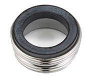 Faucet Aerator Adapter Male 15/16 x Male 55/64"