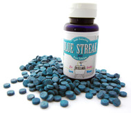 Blue Streak Pro 200 Dye Tablets (detect silent leaks) bulk in EZ pour container | Toilet Tank leak detection | Plumbing