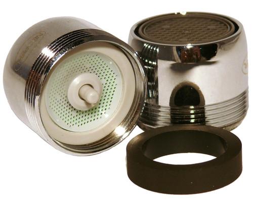 Bathroom Faucet Aerator neoperl 1.5 gpm auto- self cleaning aerator | pressure