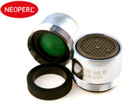 1.5 gpm Neoperl  Honeycomb Aerated Stream Bathroom Faucet Aerator | Serious Flow Control