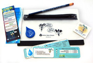 Pencil Case Kit, water saver | Conservation Learning tools