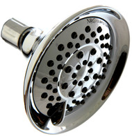 Our Regel Soft next generation high efficiency chrome shower head 1.5 gpm.