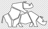 Suzuki Rhinos Sticker