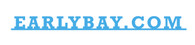 EarlyBay.com Classic Badge Script Sticker