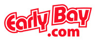 EarlyBay.com Logo Sticker