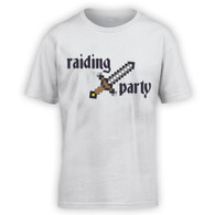 Raiding Party Kids T-Shirt (Unisex)