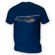 Get To The Choppah Mens T-Shirt
