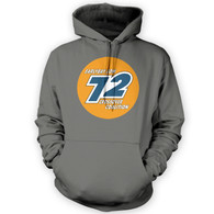 72 Crossover Coalition Hooded Jumper (Unisex)