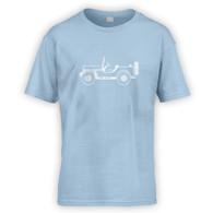 Willys MB GP Kids T-Shirt