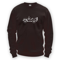 Willys MB GP Sweater