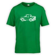 Vitara Escudo Kids T-Shirt