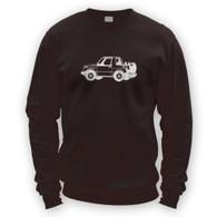 Vitara Escudo Sweater