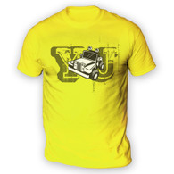 YJ Mens T-Shirt