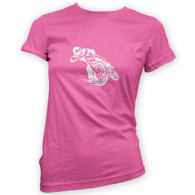 Motocross Woman's T-Shirt