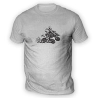 Quad Bike Mens T-Shirt