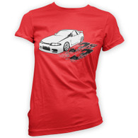 Skyline R33 Woman's T-Shirt