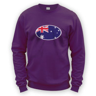 Australian Flag Sweater