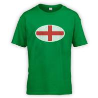 English Flag Kids T-Shirt