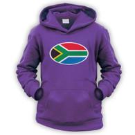 South African Flag Kids Hoodie