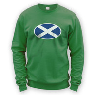 Scottish Flag Sweater