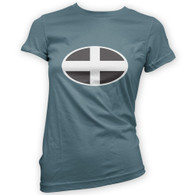 Cornish Flag Woman's T-Shirt