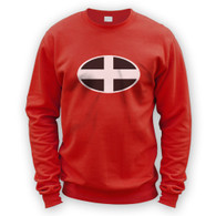 Cornish Flag Sweater
