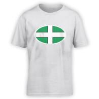 Devon Flag Kids T-Shirt