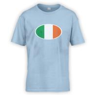 Irish Flag Kids T-Shirt