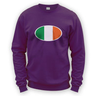Irish Flag Sweater