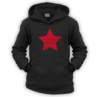 Red Star Kids Hoodie
