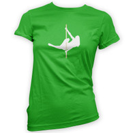 Pole Dancing Fitness Woman's T-Shirt