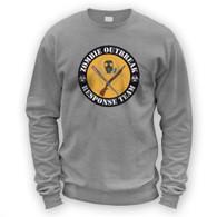 Zombie Outbreak Response Team Sweater