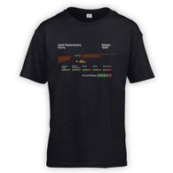 Zombie Shottie Kids T-Shirt