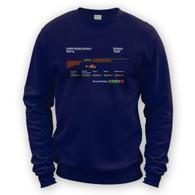 Zombie Shottie Sweater