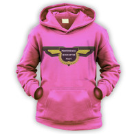 Professional Quadcopter Pilot Kids Hoodie