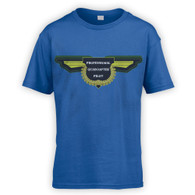 Professional Quadcopter Pilot Kids T-Shirt