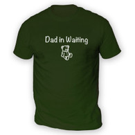 Dad In Waiting Mens T-Shirt