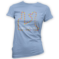 Rainbow Road Woman's T-Shirt