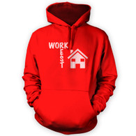 Work Rest House Music Hoodie