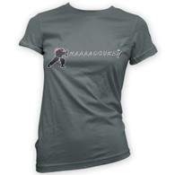 Hadouken Ryu Womans T-Shirt